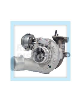 Alfa Romeo ( tutte le turbine )