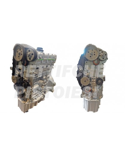 Audi A2 1400 16V Motore Revisionato Semicompleto BBY