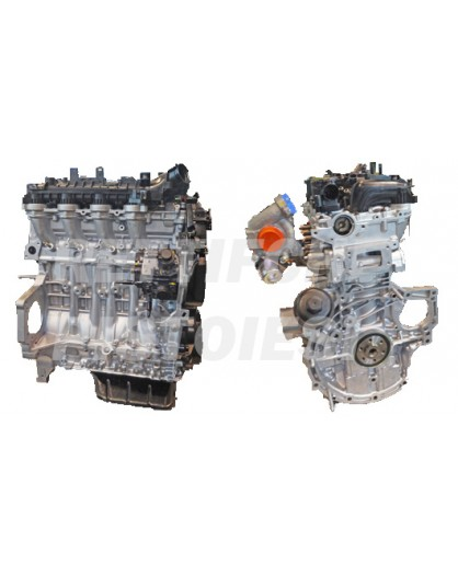 Mini Cooper D 1600 HDI 16v Motore Revisionato completo 9HZ