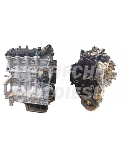 Peugeot 1600 HDI 16v Motore Revisionato completo 9HZ DV6TED4