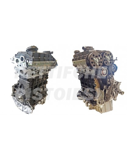 Volkswagen Touran 2000 TDI Motore Revisionato Semicompleto AZV