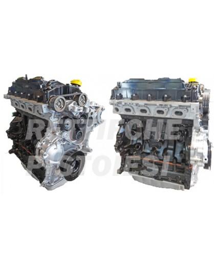 Nissan 2200 DCI 16v Motore Revisionato Semicompleto G9T