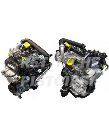 Volkswagen 1400 Turbo BZ 16V Motore Nuovo Completo CXS