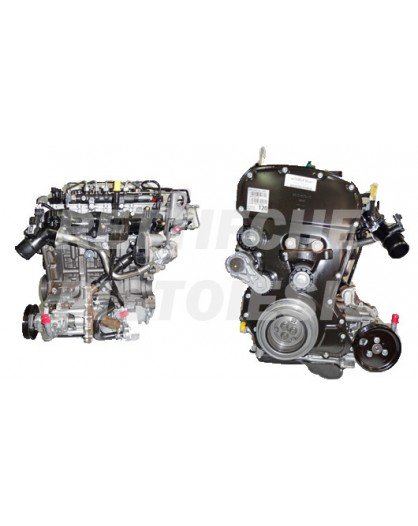Peugeot 2200 DCI Duratork Motore Revisionato Completo 4HU 4HV P22DTE