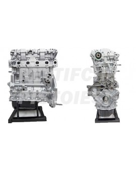 Peugeot 1600 HDI 16v Motore Revisionato Semicompleto 9HP DV6DTED