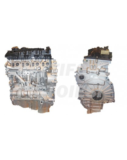 BMW 2000 D Motore Revisionato Semicompleto N47D20A