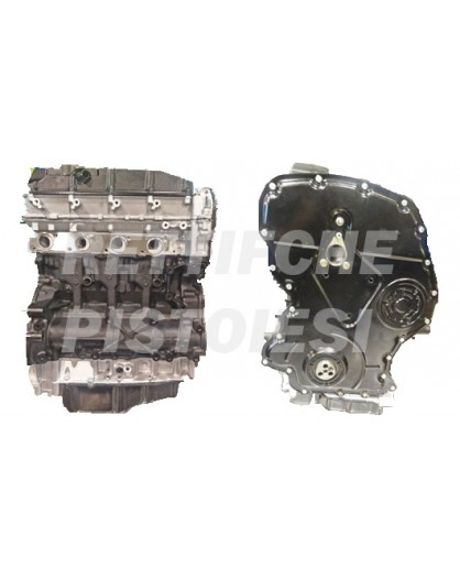Ford 2400 TDCI Duratork Motore Revisionato Semicompleto PHFC