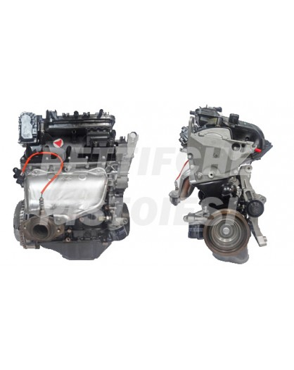 Renault 1200 16v benzina Motore Nuovo Completo D4F