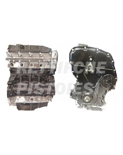 Ford 2400 TDCI Duratork Motore Revisionato Semicompleto JXFC