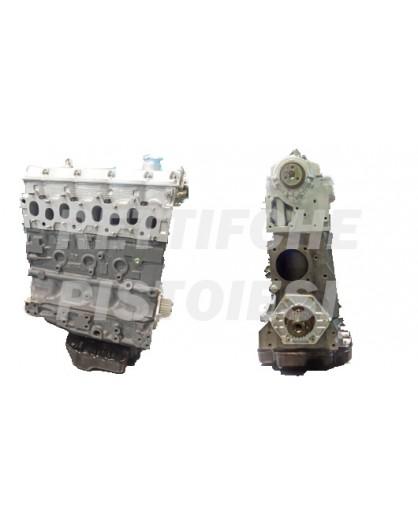 Renault 2500 D Motore Revisionato Semicompleto S9U