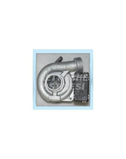 Mercedes Autovetture ( tutte le turbine )